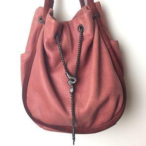 Aimee Kestenberg shoulder bag snake chain purse